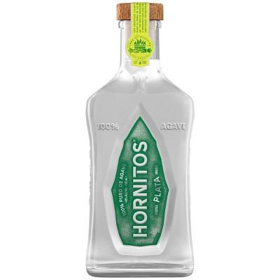 Hornitos Plata Tequila - 750ml Bottle