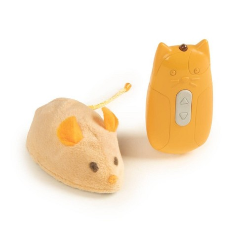 SmartyKat Race 'N' Chase Remote Control Mouse Electronic Cat Toy - image 1 of 1