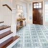 RoomMates Amalfi Peel & Stick Floor Tiles Green - image 2 of 3