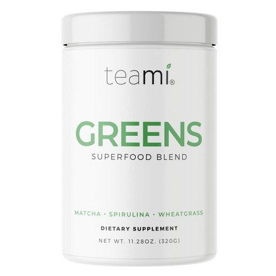 Teami Greens Superfood Powder - 11.28oz