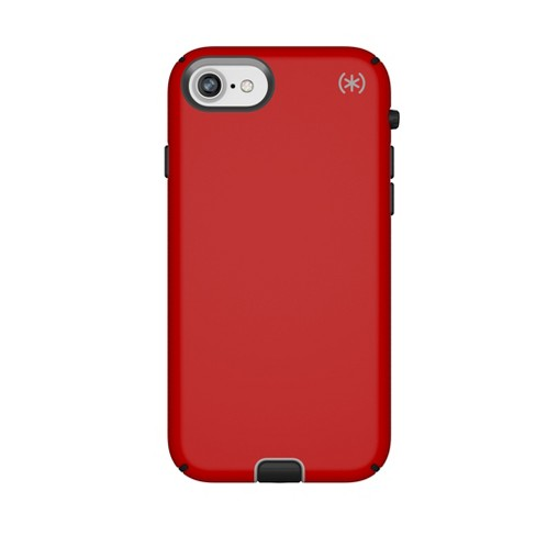 Speck Apple iPhone 8/7/6s/6 Presidio Sport Case - Red/Gray/Black - image 1 of 8