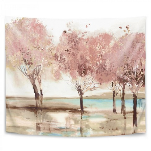 Americanflat Spring Transition By Pi Creative Art Wall Tapestry Target