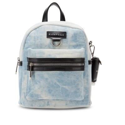 Rampage Women's Mini Sport Dome Backpack with Sanitizer Charm