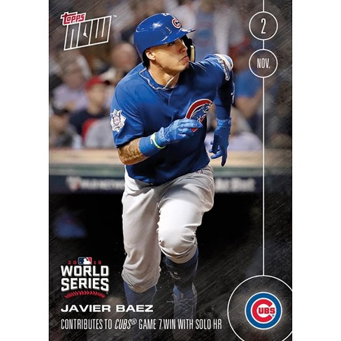 MLB Chicago Cubs Javier Baez #657 2016 Topps NOW Trading Card - image 1 of 2