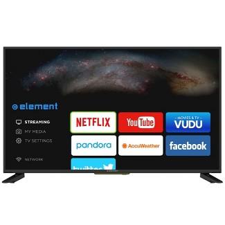 """Element 43"""" Smart 1080p 60Hz LED HDTV - Black (ELST4316S)"""