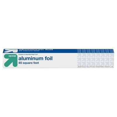 Standard Aluminum Foil - 85 sq ft - Up&Up™