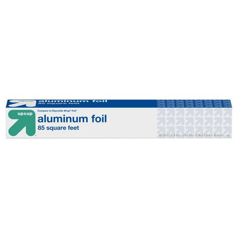 Standard Aluminum Foil - 85 sq ft - Up&Up™ (Compare to Reynolds Wrap® Foil) - image 1 of 2