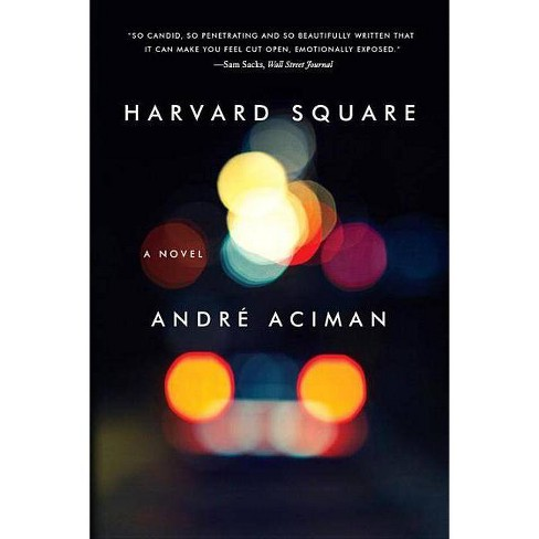 Harvard Square - by  Andre Aciman (Paperback) - image 1 of 1