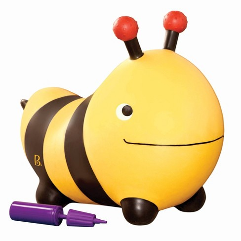 B. Toys Inflatable Bee Bouncer Bouncy Boing - Bizz! - image 1 of 4