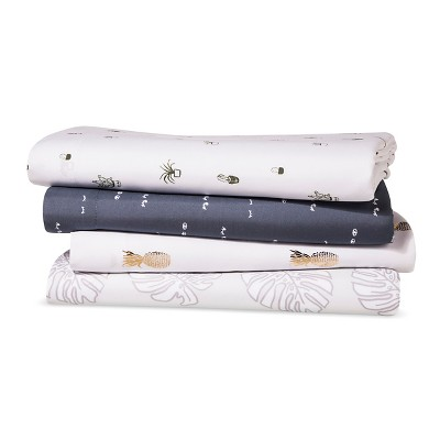 view Microfiber Sheet Set Prints - Room Essentials on target.com. Opens in a new tab.