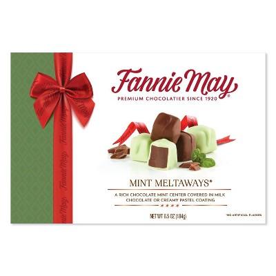 Fannie May Mint Meltaways - 6.5oz