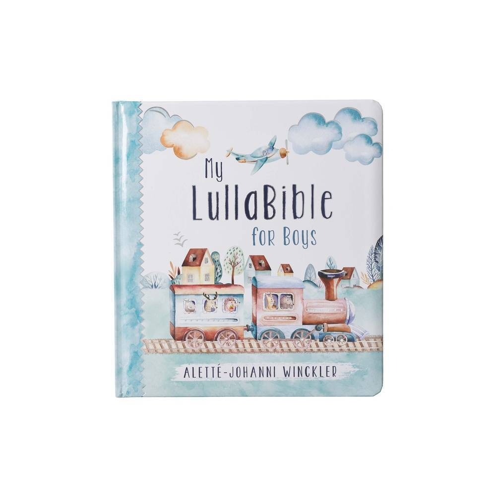Gift Book My Lullabible For Boys By Alette Johanni Winckler Board Book