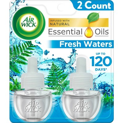 Air Wick Fresh Waters Scented Oil Refills