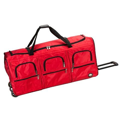 Rockland 40 Rolling Duffle Bag