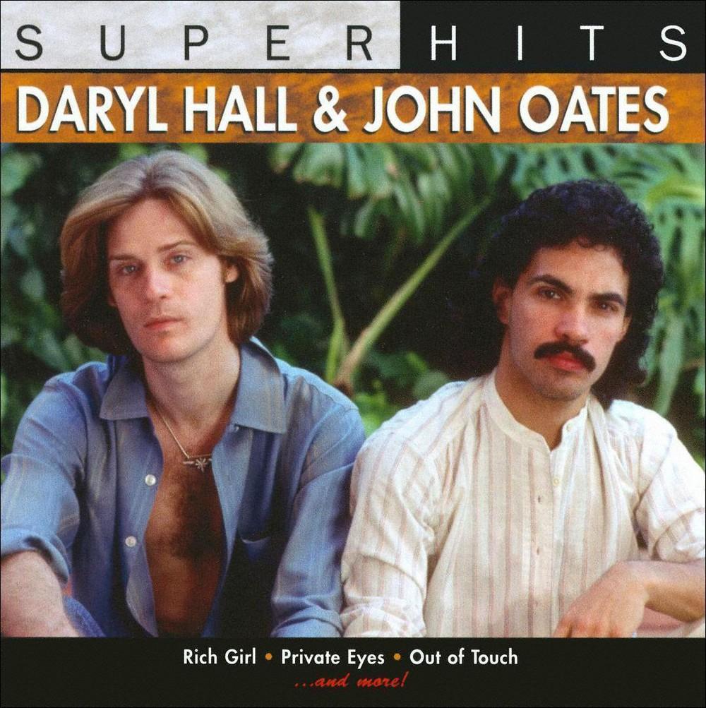 Hall & oates - Super hits:Hall & oates (CD)
