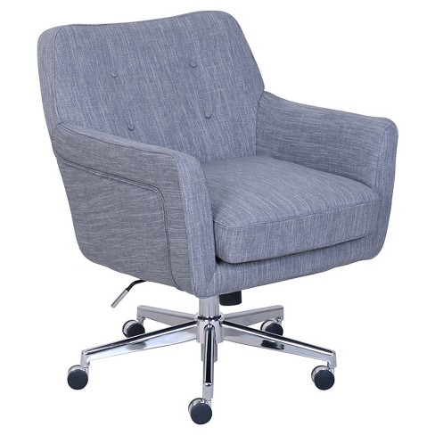 Ashland Home Office Chair - Serta - image 1 of 4