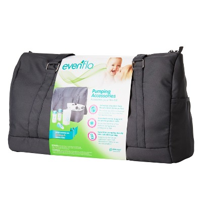 Evenflo Pumping Accessories Gray