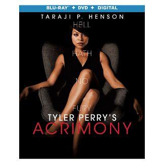 Tyler Perrys Acrimony (Blu-Ray + DVD + Digital)