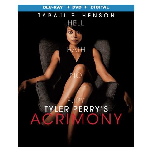 Tyler Perry's Acrimony (Blu-Ray + DVD + Digital) - image 1 of 1