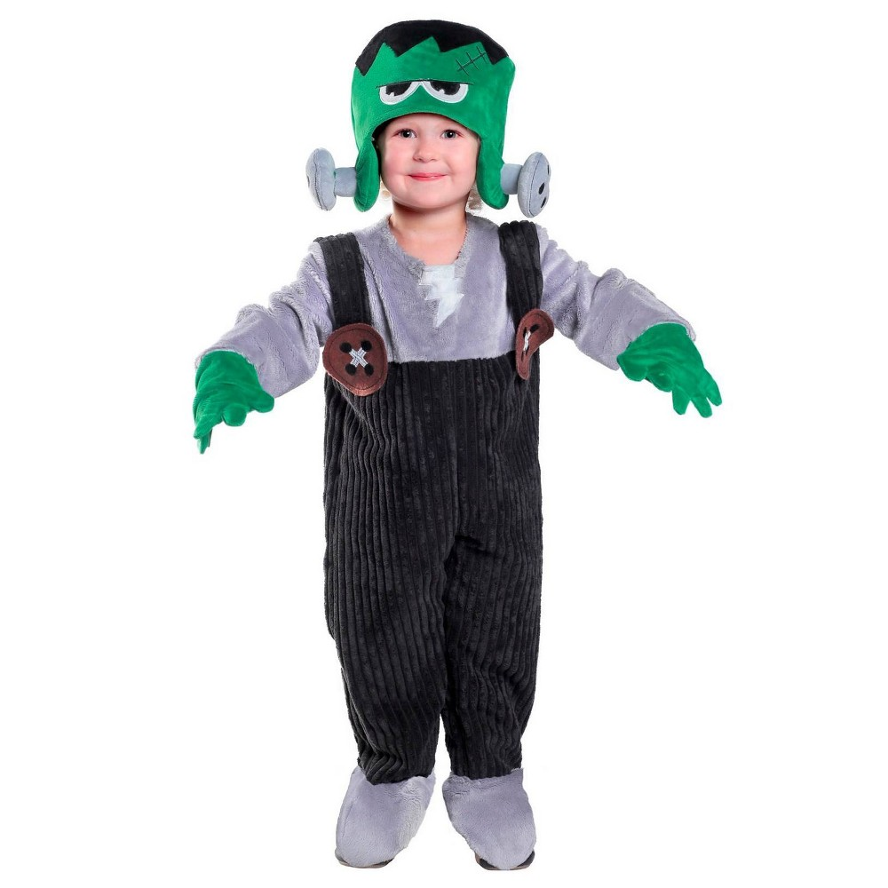 Image of Halloween Baby Boys' Little Monster Costume 12-18M, Kids Unisex, Size: 12-18 Months, MultiColored