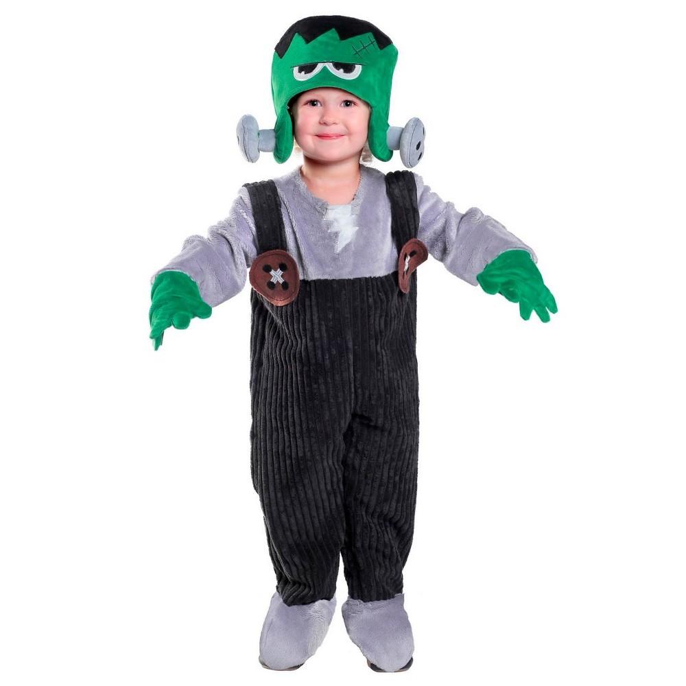 Image of Halloween Baby Boys' Little Monster Costume 12-18M, Kids Unisex, MultiColored