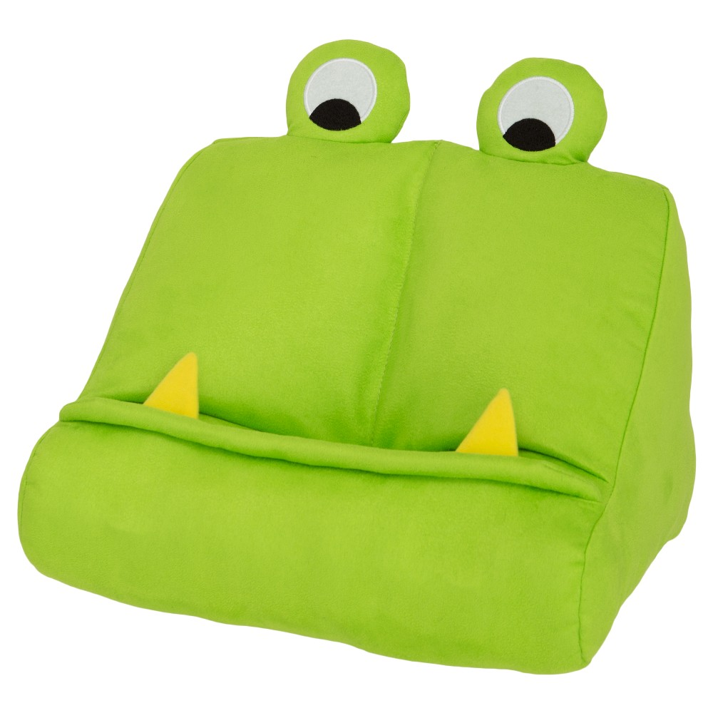 Image of Thinking Gift Book Monster Book Stand - Green, Frog