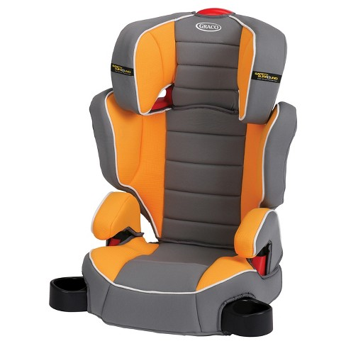 Graco® Highback TurboBooster Car Seat with Safety Surround - image 1 of 8