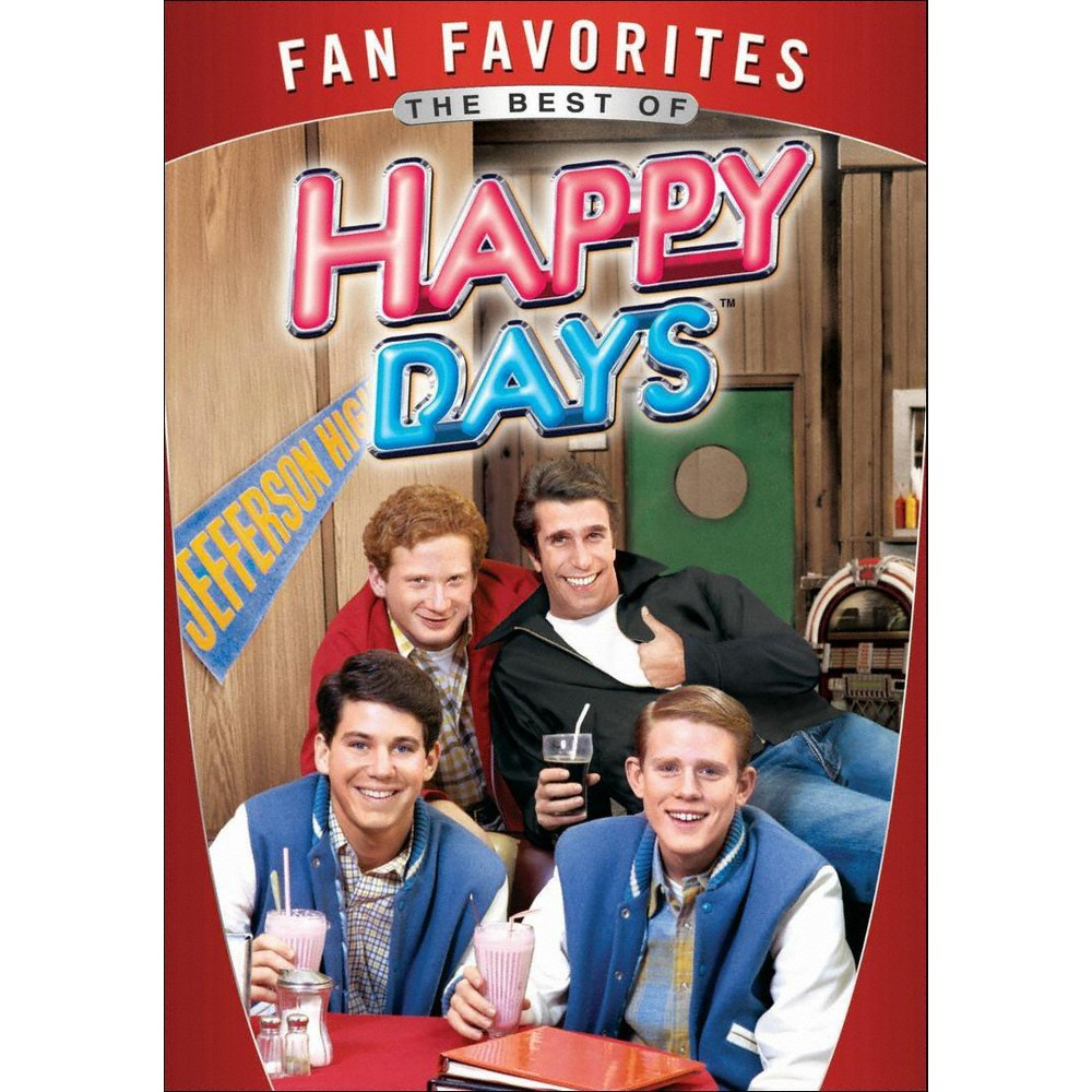 Fan Favorites:Best Of Happy Days (Dvd)