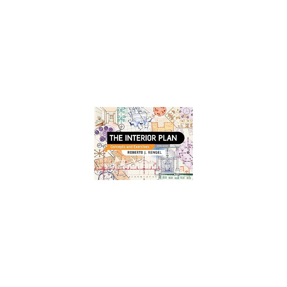 Interior Plan : Concepts and Exercises (Paperback) (Roberto J. Rengel)