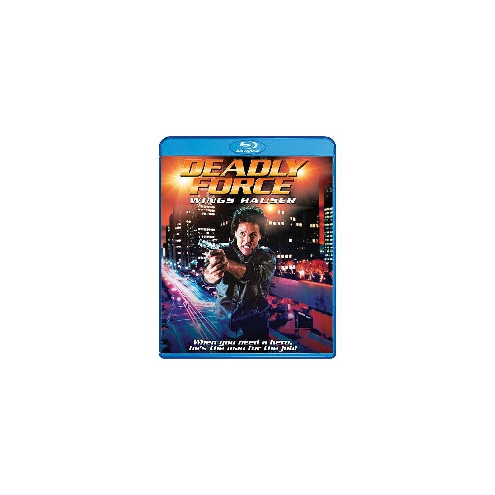 Deadly Force (Blu-ray), Movies