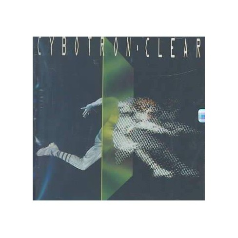 Cybotron - Enter (Clear) (CD) - image 1 of 1