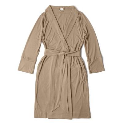 Goumikids Bamboo Organic Cotton Womens Robe