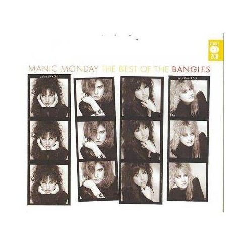 Bangles - Manic Monday: The Best of The Bangles (CD) - image 1 of 1