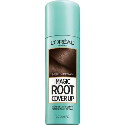 Hair Color: L'Oreal Paris Magic Root Cover Up