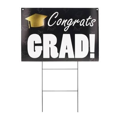 Versatile Graduation Yard Sign Decorative Party Accessory - Spritz™