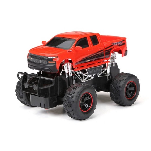 New Bright Radio Control Toy Vehicle - Chevy Silverado -1:24 Scale - image 1 of 4