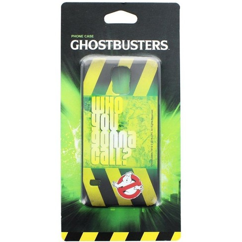 Nerd Block Ghostbusters Who You Gonna Call Samsung Galaxy S5 Phone Case - image 1 of 1