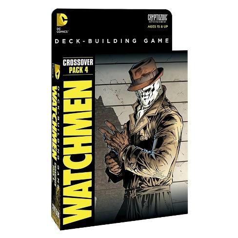 DC Comics Watchmen Deck-Building Game - image 1 of 2