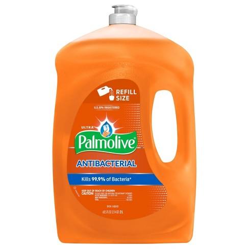 Palmolive Ultra Antibacterial Liquid Dish Soap - 68.5 fl oz - image 1 of 3