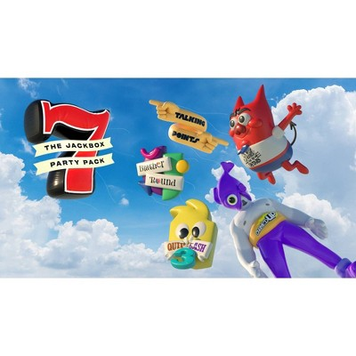 The Jackbox Party Pack 7 - Nintendo Switch (Digital)