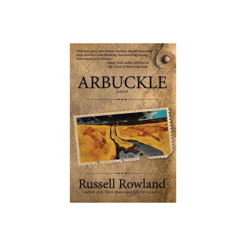 Arbuckle Arbuckle Triology By Russell Rowland Paperback