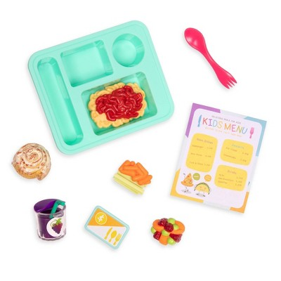 """Our Generation School Lunch Set for 18"""" Dolls - Lunch Time Fun Time"""