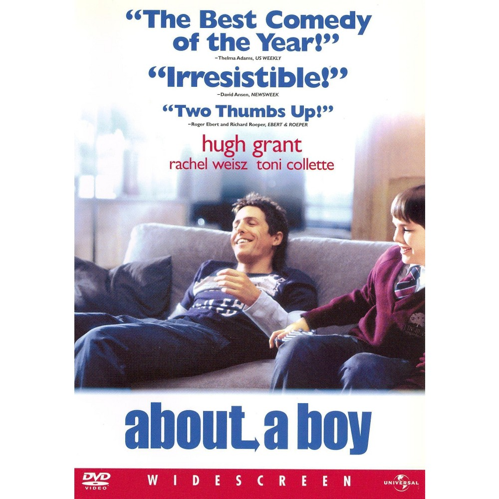 About A Boy (Dvd), Movies About A Boy (Dvd), Movies