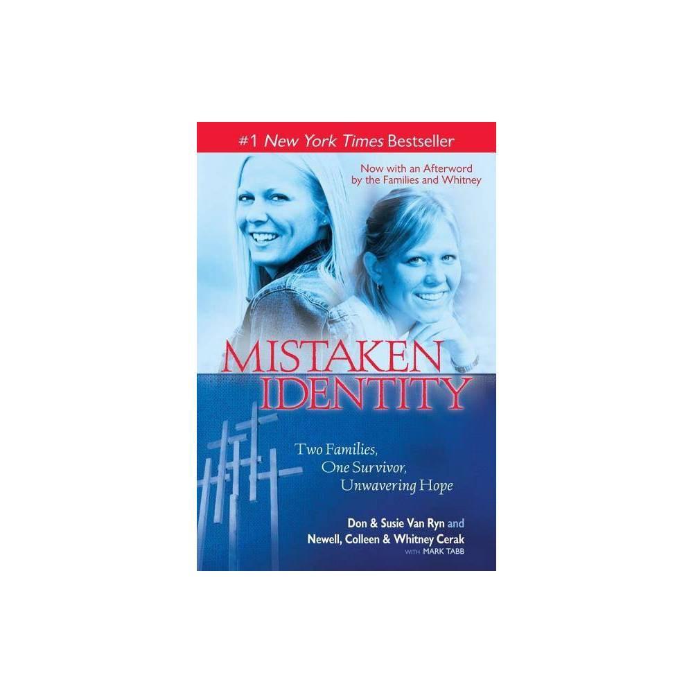 Mistaken Identity By Van Ryn Cerak Paperback