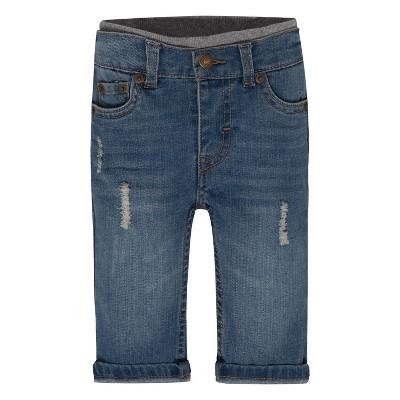 Levi's® Baby Boys' Murphy Jeans - Vintage Sky Medium Wash