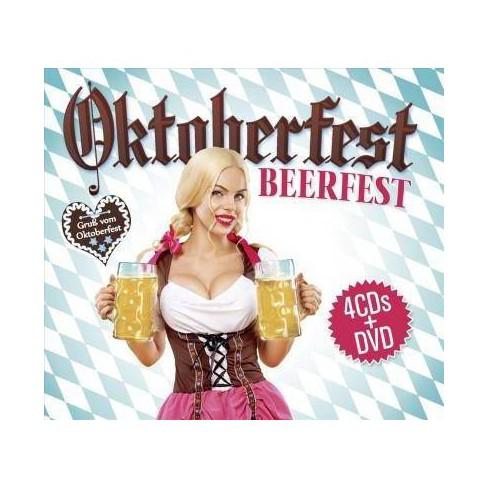 Various - Oktoberfest Beerfest (CD) - image 1 of 1