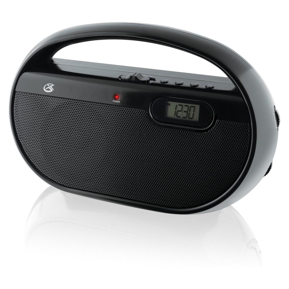 Gpx Portable Am Fm Radio