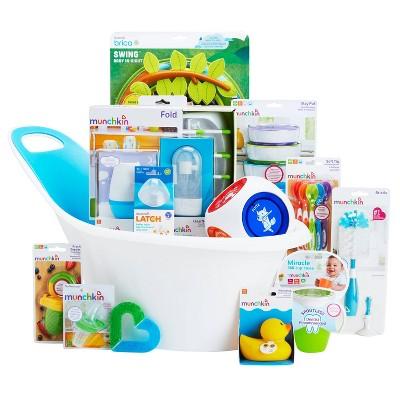 Munchkin My-Munchkin Baby Gift Basket - Neutral