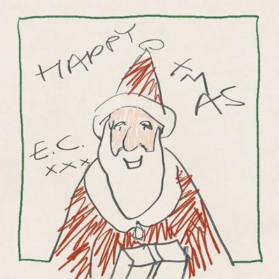 Eric Clapton Happy Xmas (CD)