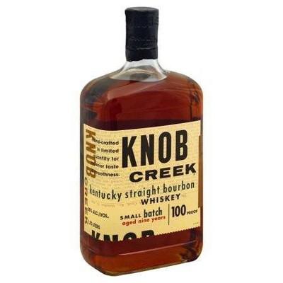 Knob Creek 9yr Old Bourbon Whiskey - 1.75L Bottle
